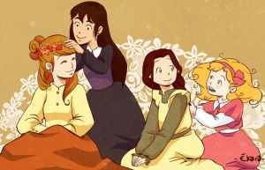 little women by ekara