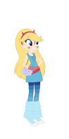 Star Butterfly In EQG style by Obeliskgirljohanny