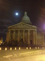 The Pantheon - Paris by connorz16