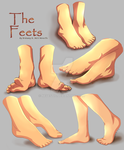 The Feets by NevesTis