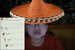 Sombrero Time! by fatpig321