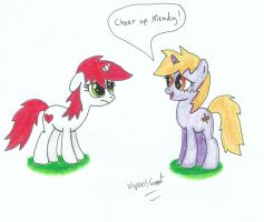 Mendheart and Rosie by UlyssesGrant