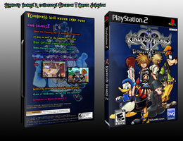 Kingdom Hearts II by SonicSpeeder18