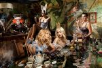 The Tea After Party by BlackMageAlodia