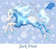 Jack Frost by I-Dream-of-Speed