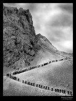 Stairway to heaven by Ciril