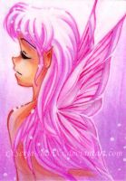 10: Purple fairy by Malinya