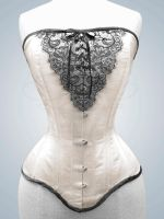 "Overbust Corset ""Astarte"" by v-couture-boutique"