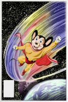 Mighty Mouse by MichaelBair by chrisdee