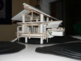 model house 3 by GisliBalzer