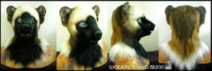 Wolverine Head SOLD by Magpieb0nes