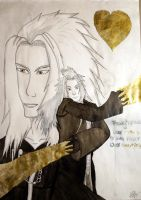 Xemnas, the one with power over nothing by NamineLynnUchiha