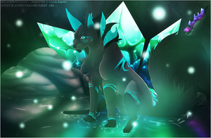Kamelot in the Cave by Heroyn