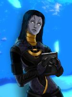 ME3 - Tali's Lament by Guyver89