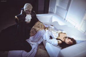 VHD Bloodlust: Death of true love by ElenaLeetah