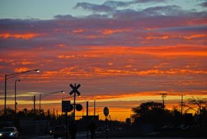 Sunrise 16th St Cicero 0004 11-1-12 by eyepilot13