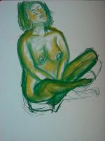 figural study 2 by MissElsy