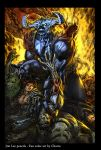 Jim Lee Fan color art by charro-art