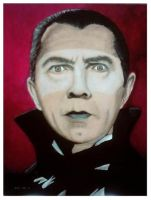 -Bela Lugosi- by mikegee777