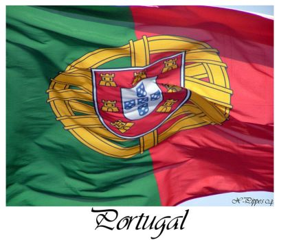 Portugal Flag by X-Pippes