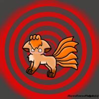 Vulpix by CoolUmbreon