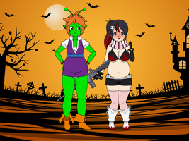 My KiseCast Halloween Contest Submission by CrazyClara