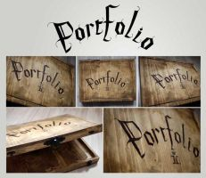 Type for wooden case by aniadz