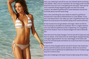 Miranda Kerr TG Caption by campzone