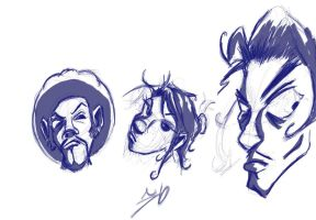 faces by SINGLETON930