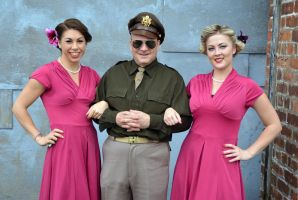 Hooton Park 1940's weekend 2015 (47) by masimage