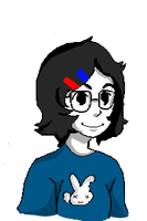 Guess who made a talksprite of themself by sehni