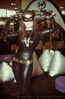 1966 TV Catwoman 2 by AnniemeeCosplay