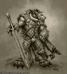 Worgen Concept by Arsenal21