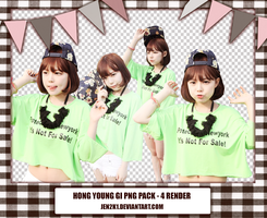 [PACK PNG] Hong Yong Gee #3 by jen2k1
