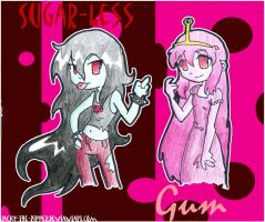 Sugar-less gum by jacky-the-ripper