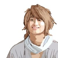 SS501 Heo YoungSaeng by ParkAL