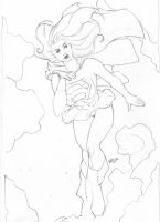 Super girl by kaloy-costa