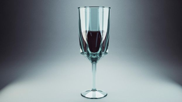 Wine Glass by IceMan-Studio