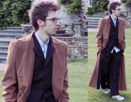 Tenth Doctor by ANTHONYGREY