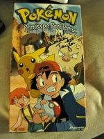 My SIgned VHS by Urvy1A