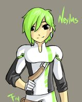 Neylus revamp by Ask-Evin