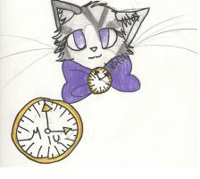 .:Gift Candii-Mow:. .: What Time Is It? :. by Crazynowell