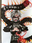 Kaneki Ken Tokyo Ghoul (WITH SPEED DRAWING) by TheGaboefects