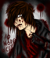 No More Voices by ZombieRay10