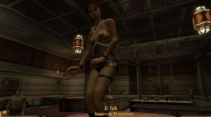 New Vegas Prostitute by Zandoz