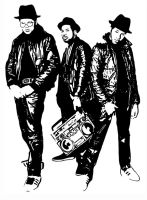 RUN DMC by pavartoz
