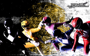 Zyuranger Wallpapper by ShoguN86