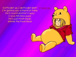 Elric the Pooh by CrazyPretzel