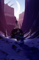 Ice Valley by rich35211
