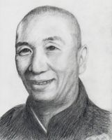 The late great Ip Man by CapnCrunchy